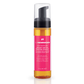 african red tea foaming cleanser,