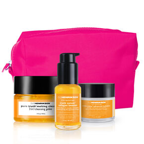 vitamin c pampering gift set,