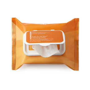 truth on the glow™ cleansing cloths