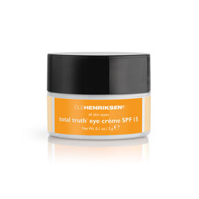 total truth™ eye creme SPF 15total truth™ eye creme SPF 15