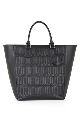 Sienna Quilted Tote