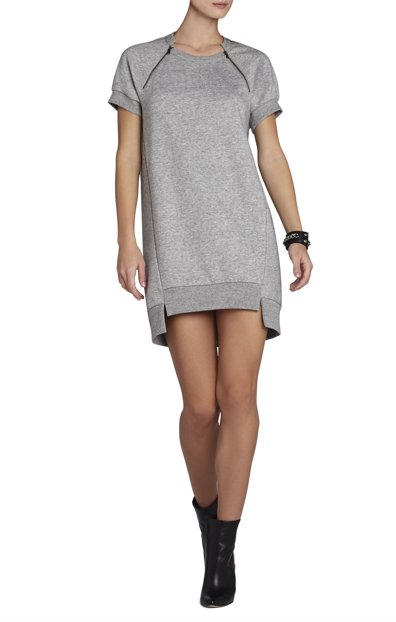 Isabella Long Tunic Sweatshirt
