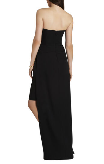 Kristene Strapless High-Low Dress