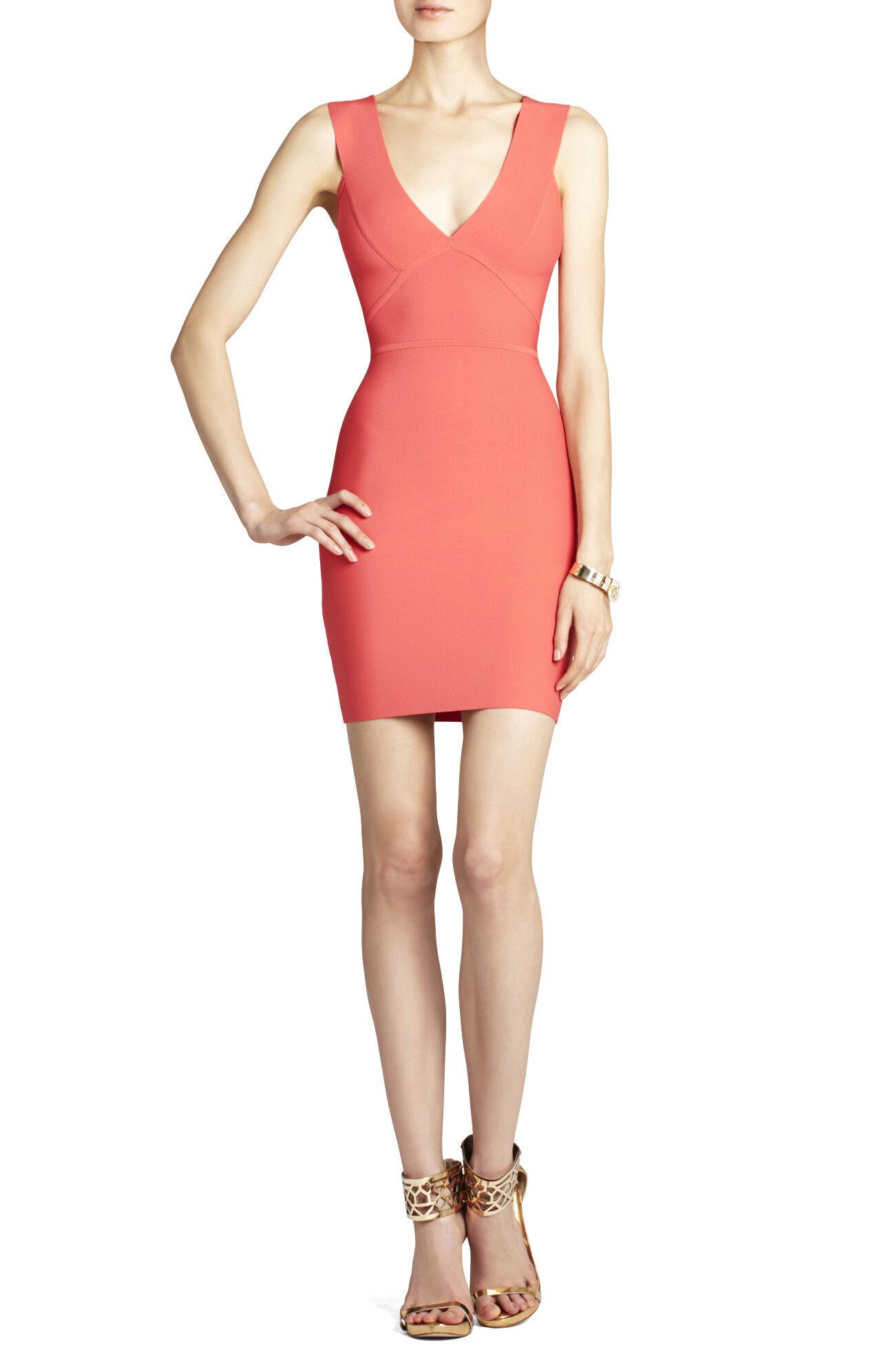 Lauren Deep V-Neck Tank Dress