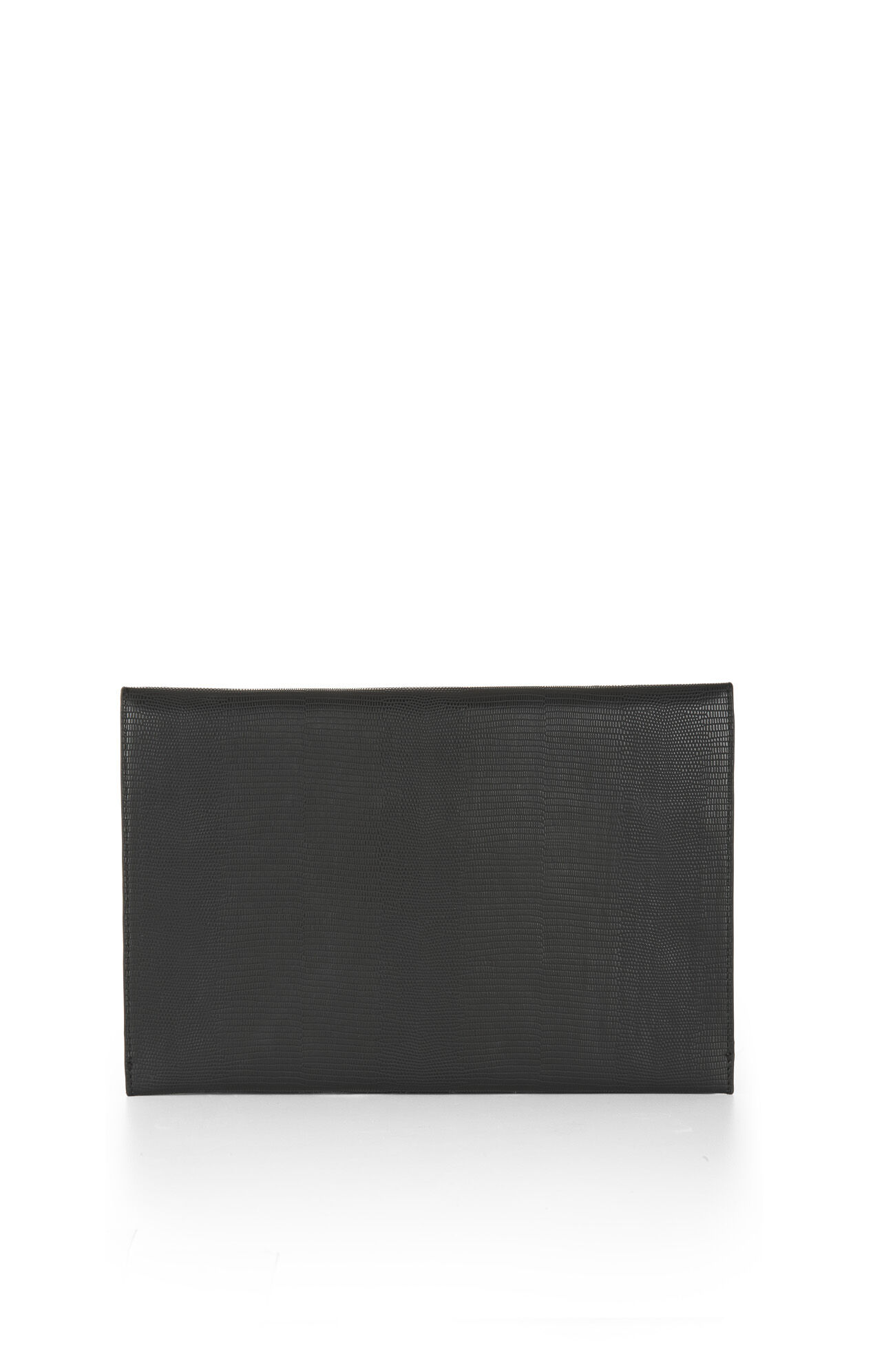 Harlow Textured Envelope Clutch