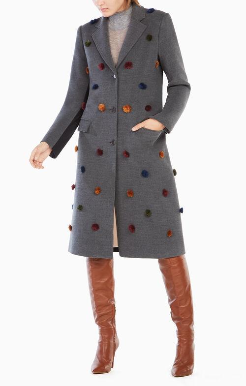 Jaxson Pom-Pom Coat