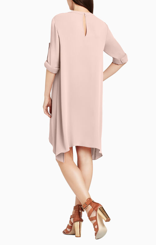 Cynthia Ruffled Dress