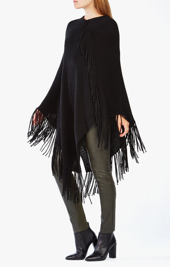 Fringe Poncho