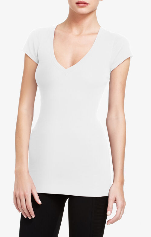 Liana Short-Sleeve Top