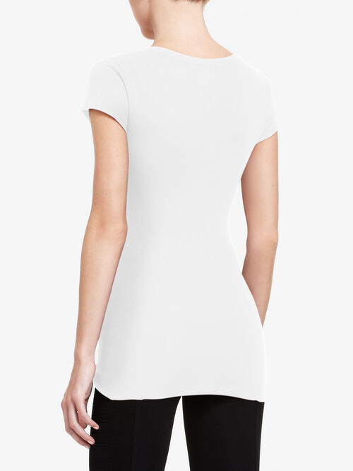 Liana Short-Sleeve Top
