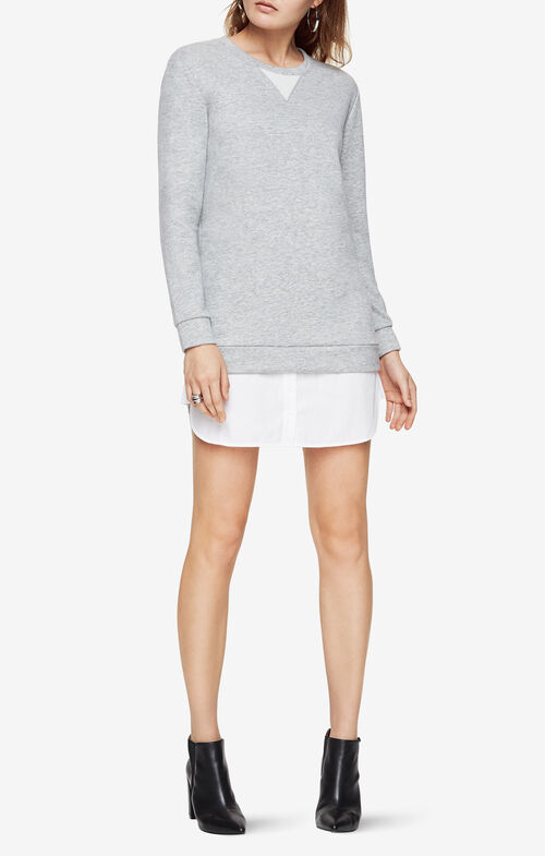 Whitnie Sweatshirt Dress