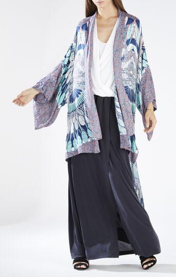 Tildie Printed Kimono Top