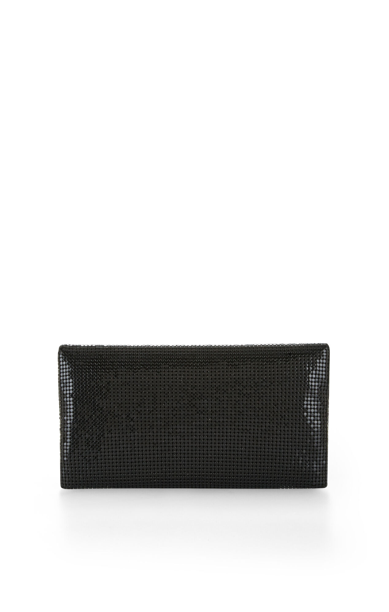 Bardot Mesh Envelope Clutch