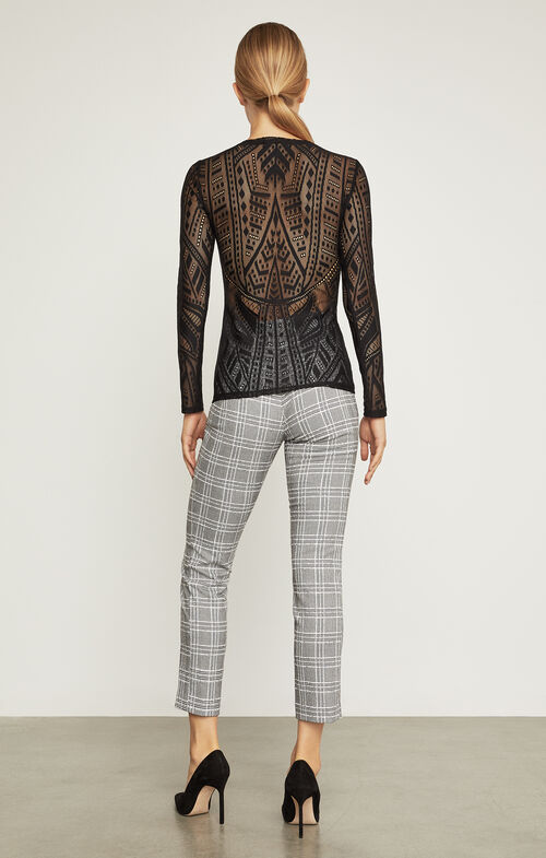Agda Geometric Lace Top