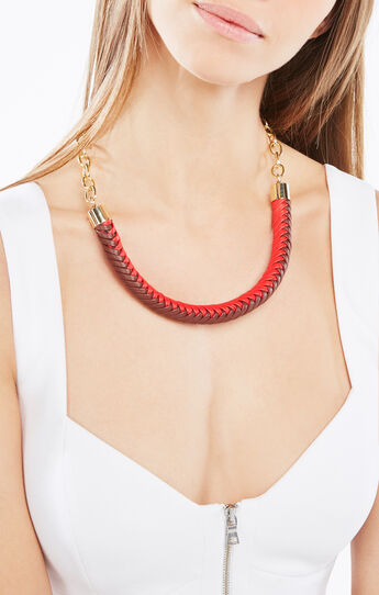 Tribal Braided Chain Necklace