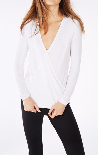 Cathryn Wrap Top