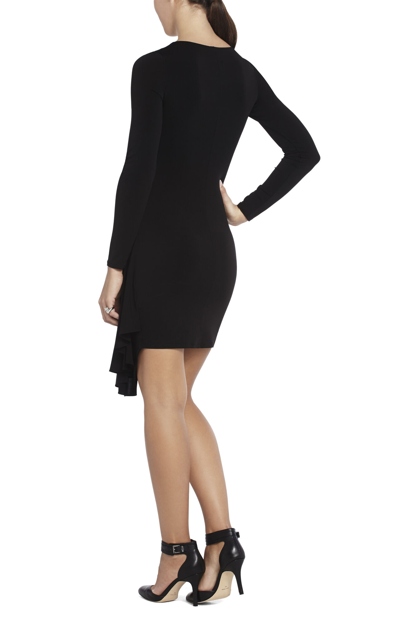Miley Long-Sleeve Dress