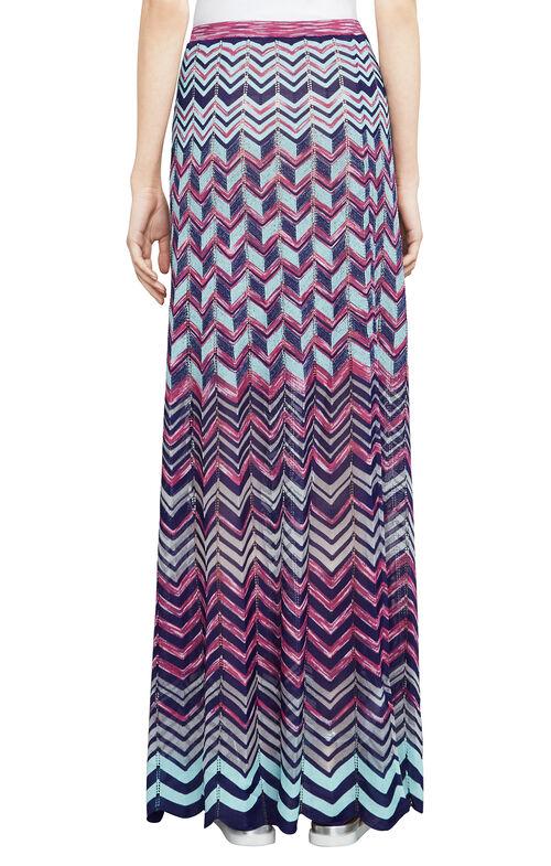 Vida Marled Maxi-Skirt