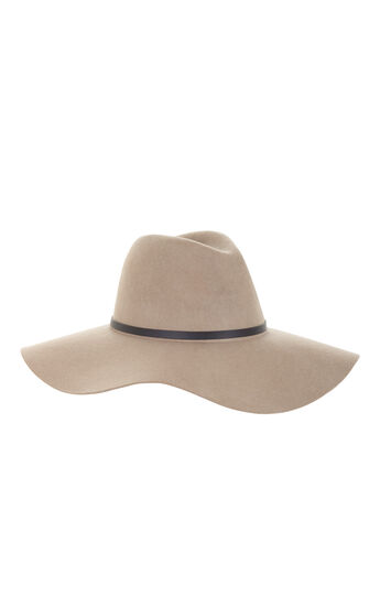 Banded Floppy Hat