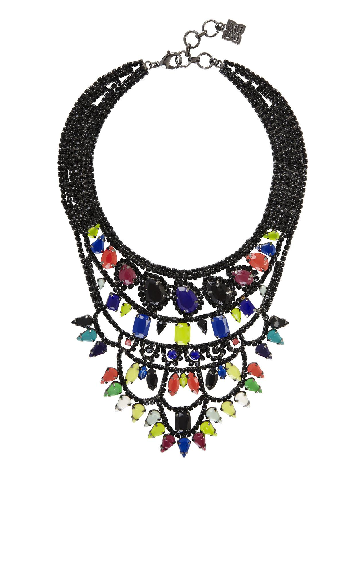 Pop Color Stone Necklace