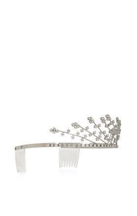 Linear Stone Tiara Headband