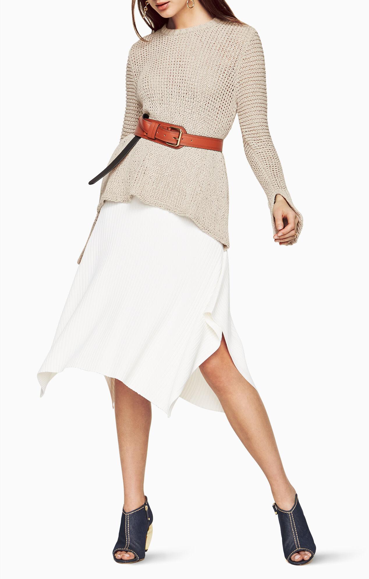 Aubriana Asymmetric Sweater