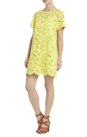 Diane Oversized Lace Dress