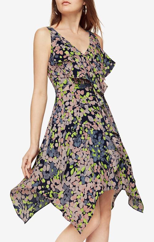 Jessica Floral-Print Dress