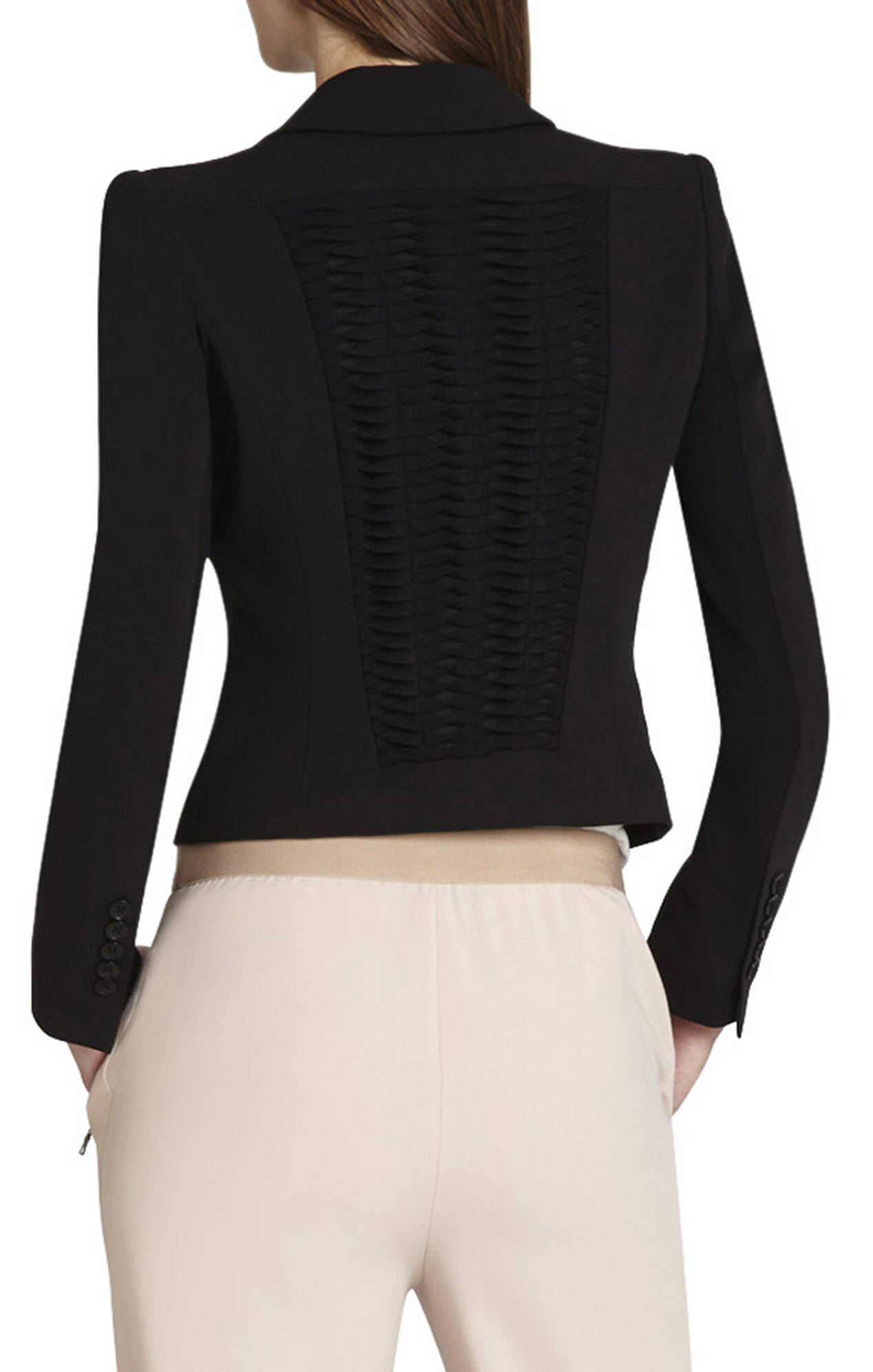 Lazaro Back-Detail Jacket