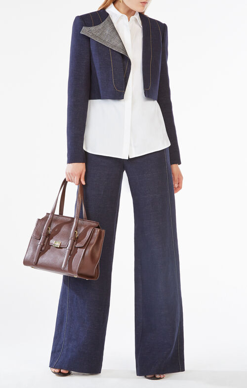 Derek Cropped Blazer