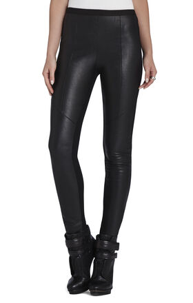 Maddex Faux-Leather Legging
