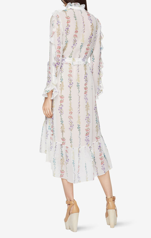 Bunty Floral-Print Dress