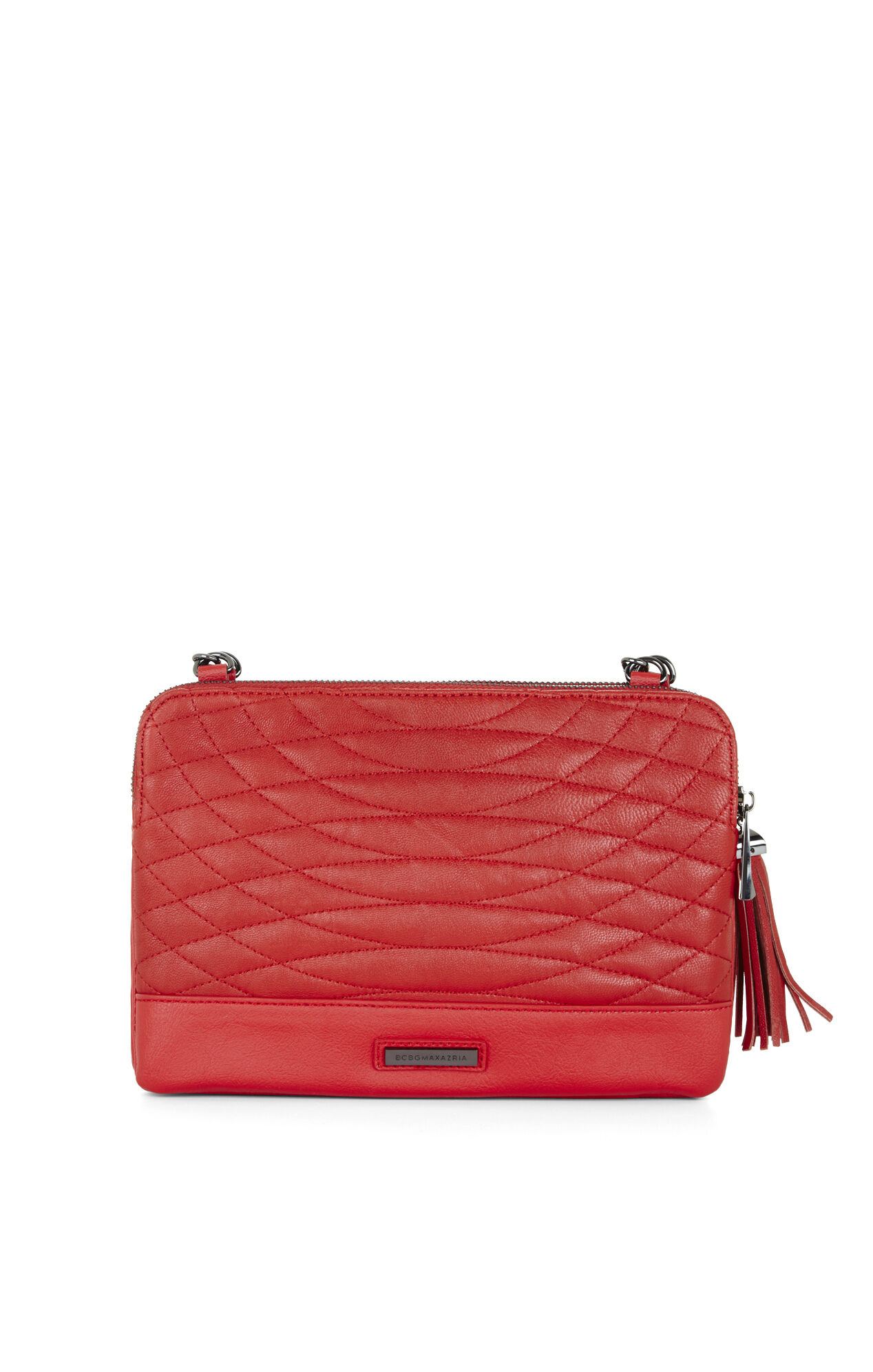 Nora Quilted Leather Cross-Body