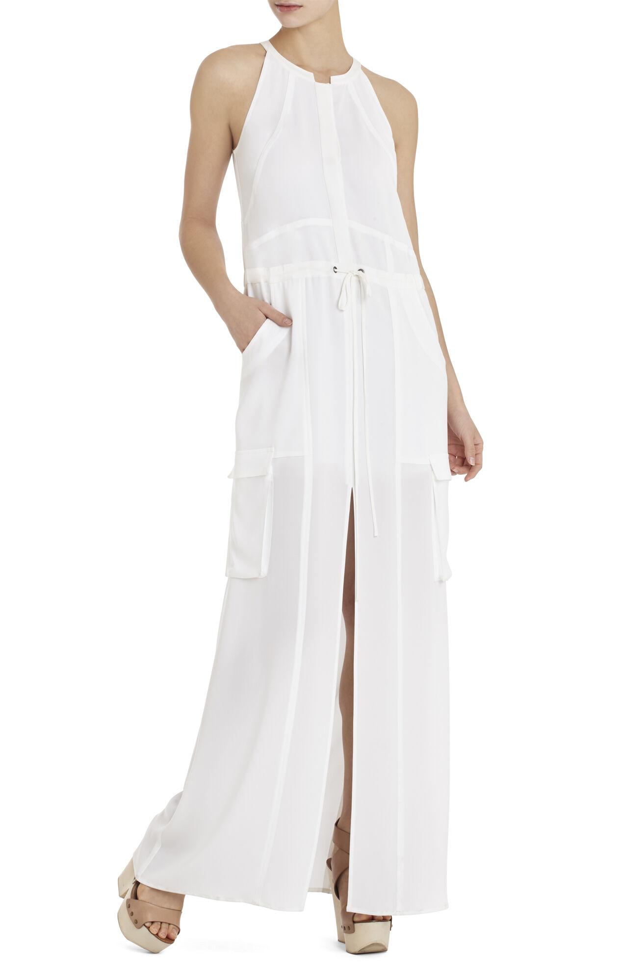 Runway Julianne Drop-Waist Dress