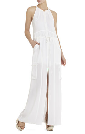 Runway Julianne Drop-Waist Dress