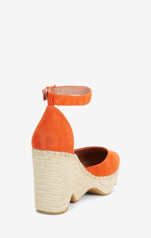 Abell Suede Wedge Espadrilles