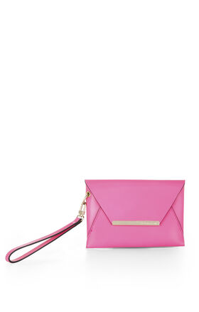 Harlow Mini Envelope Clutch With Wristlet
