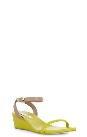 Darcie Wedge Sandal