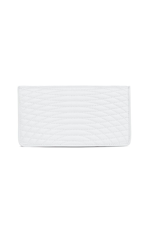 Cynthia Quilted Leather Continental Wallet