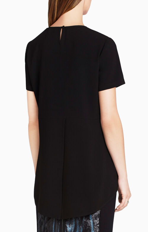 Nalia Short-Sleeve Top