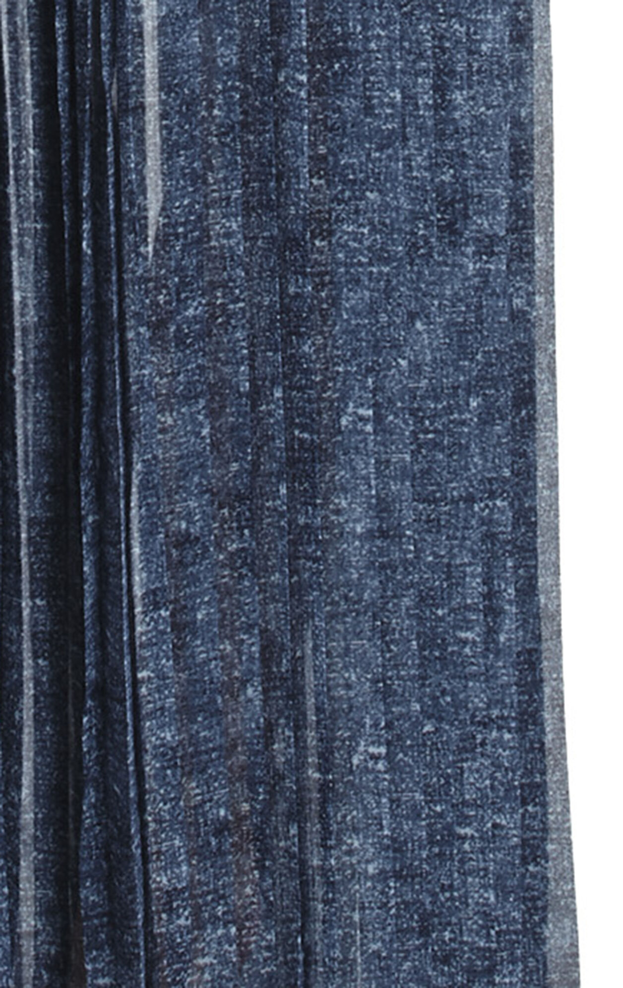 Dillon Paneled Pleated Maxi Skirt