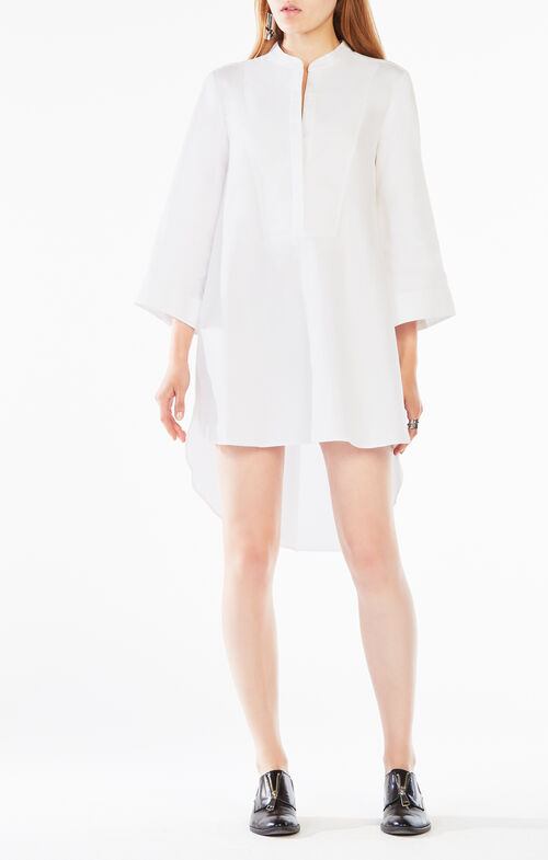 Jessie Cotton Shirt Dress