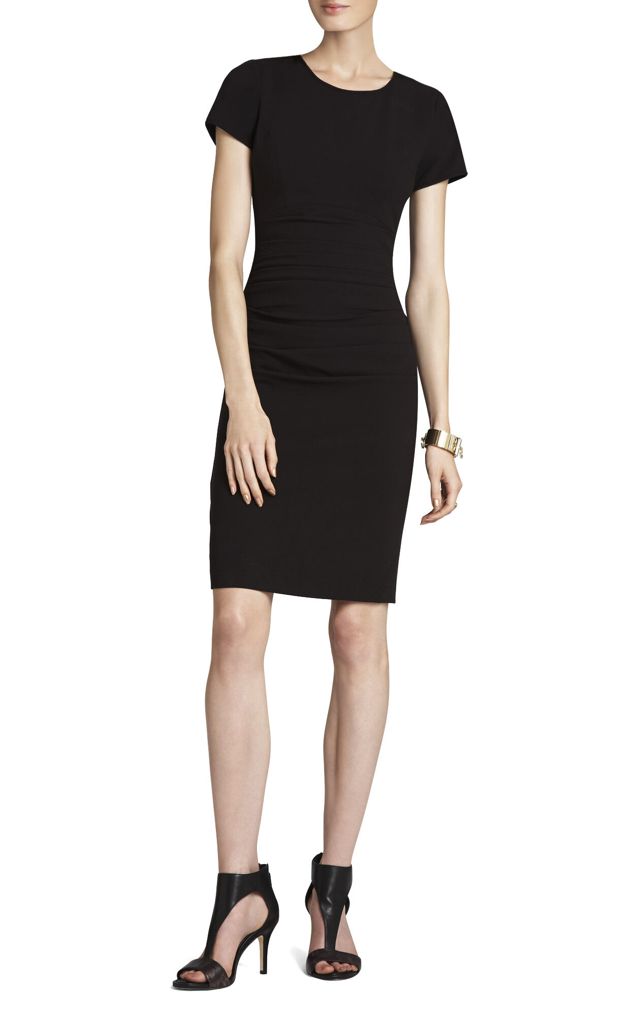 Roya Lace-Back Sheath Dress