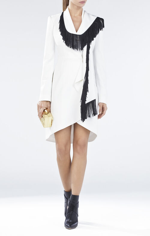Paola Scarf Wrap Dress
