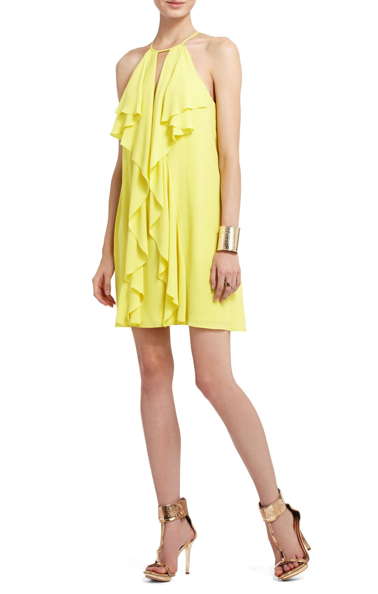 Hattie Short Ruffle Dress