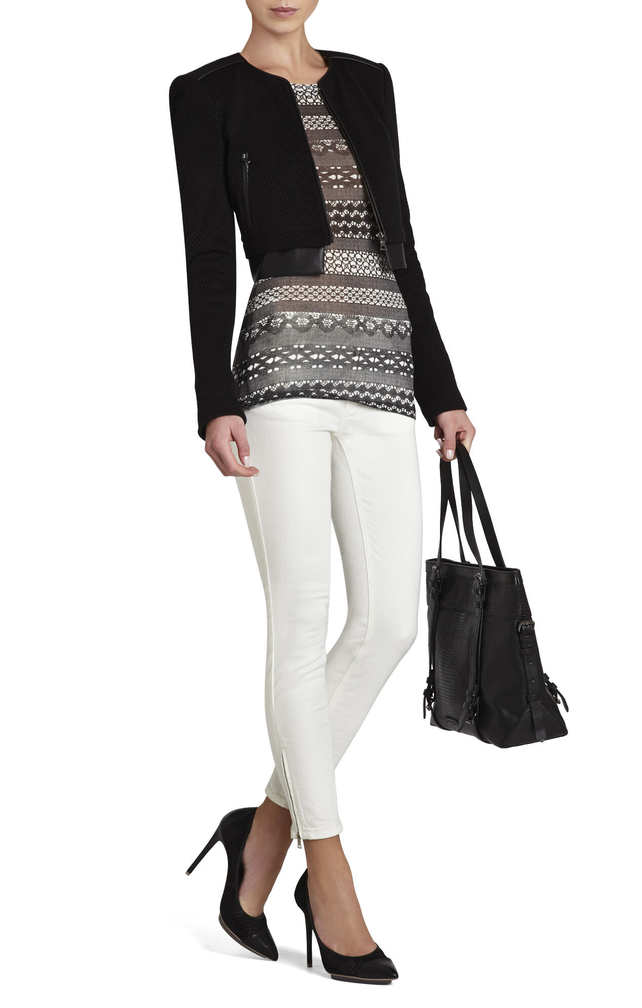 Agda Long-Sleeve Pullover