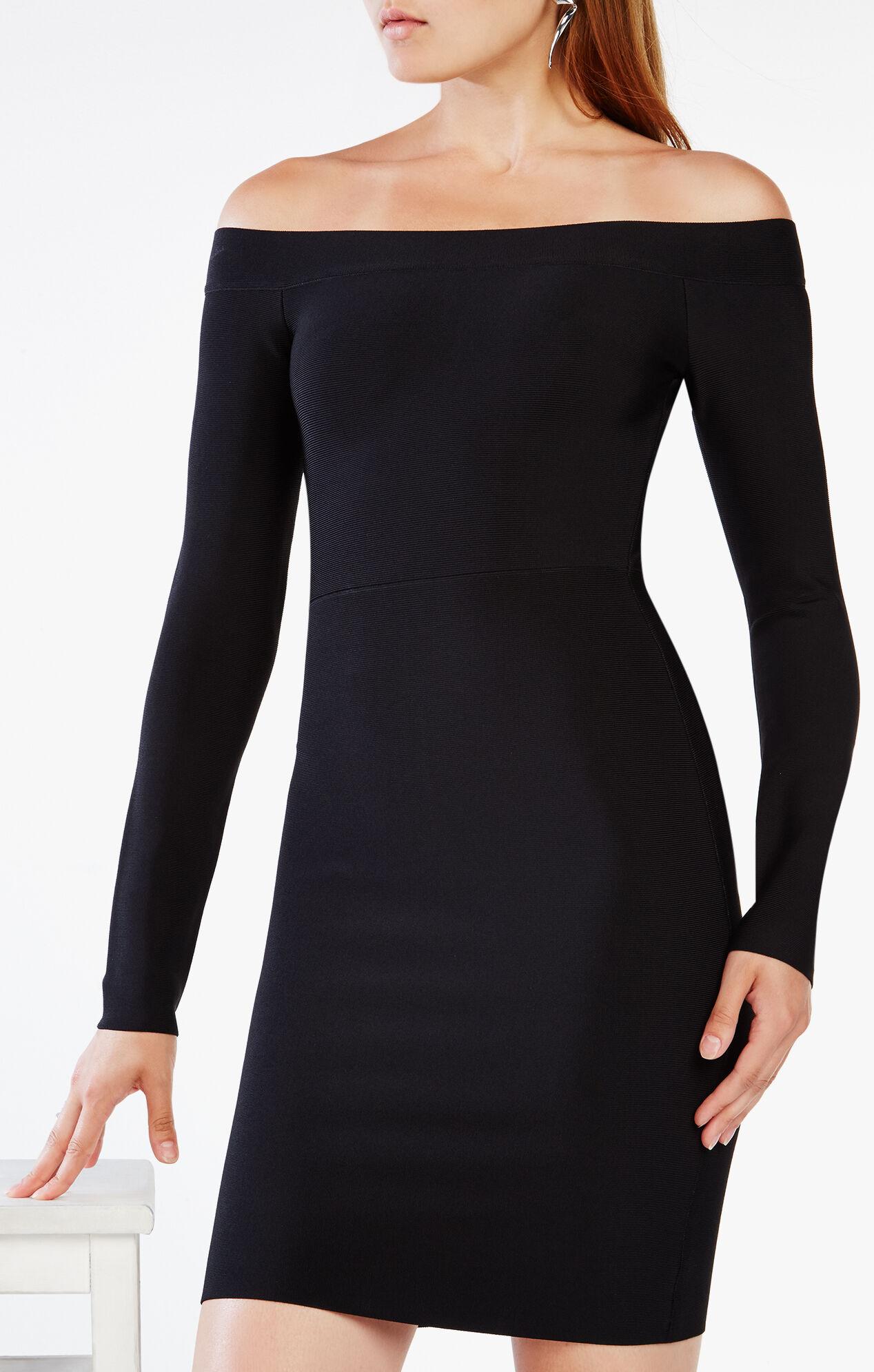 Annabeth Off-The-Shoulder Dress