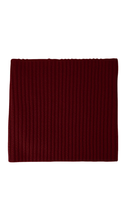 Milenna Wool Knit Neck Warmer