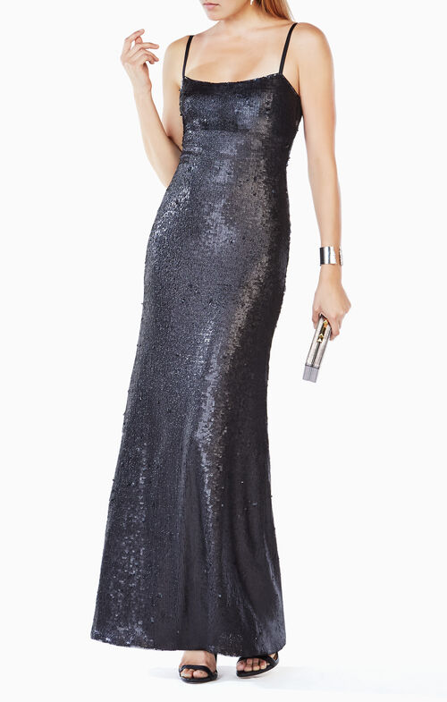 Gisselle Sequined Gown