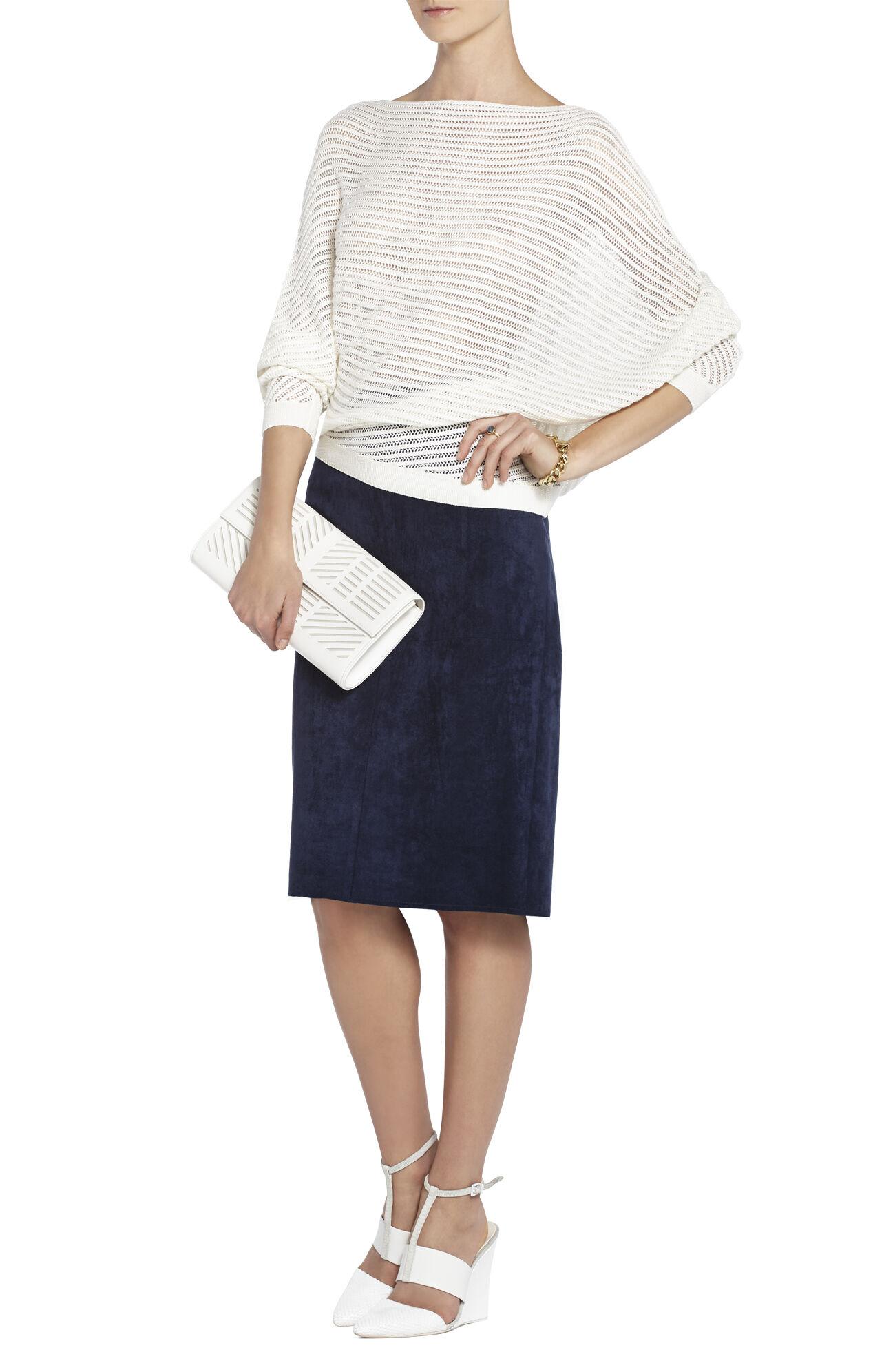Karlie Asymmetrical Pullover